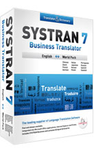 Systran Business Translator